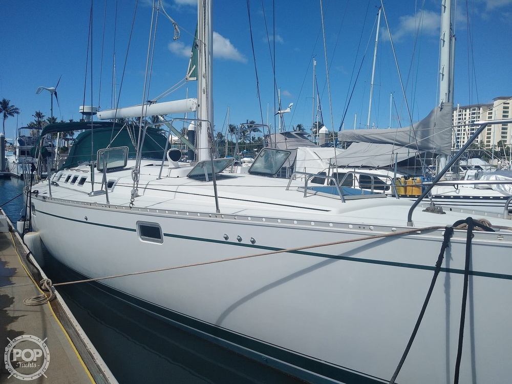 1992 Beneteau boat for sale, model of the boat is Oceanis 510 & Image # 16 of 40