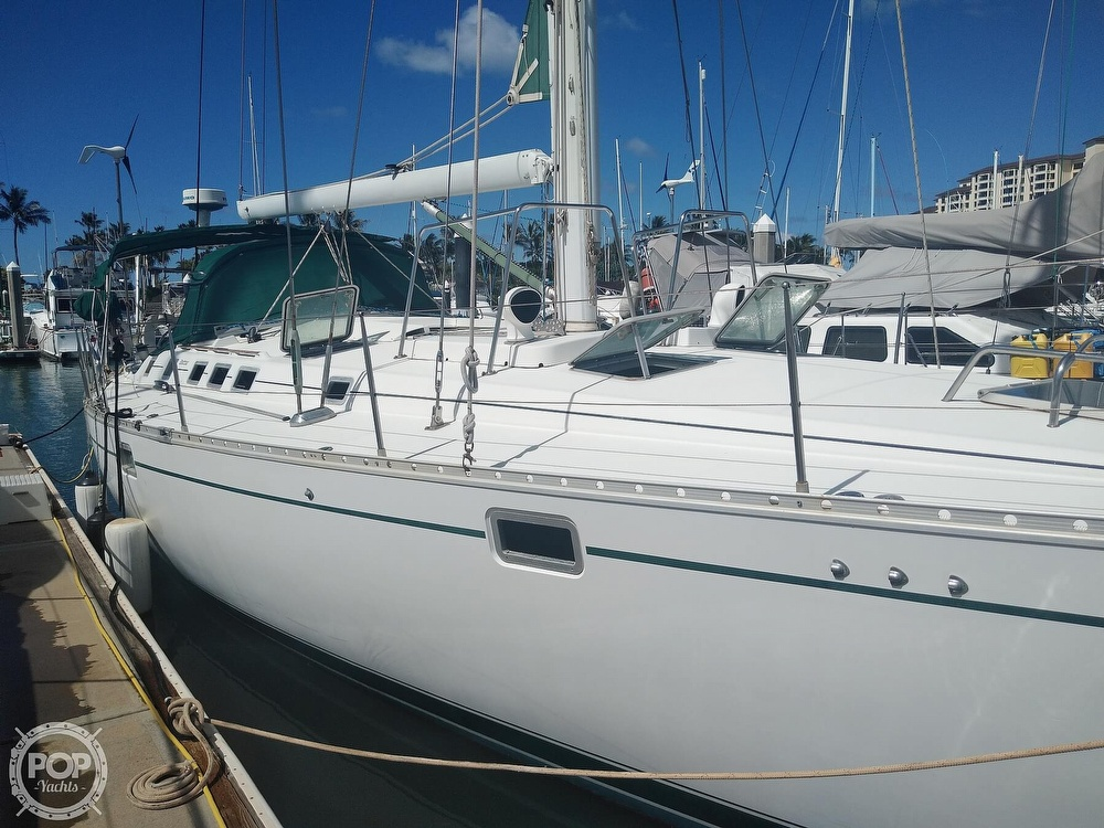 1992 Beneteau boat for sale, model of the boat is Oceanis 510 & Image # 17 of 40