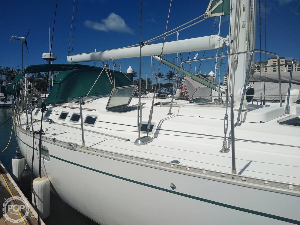 1992 Beneteau boat for sale, model of the boat is Oceanis 510 & Image # 18 of 40