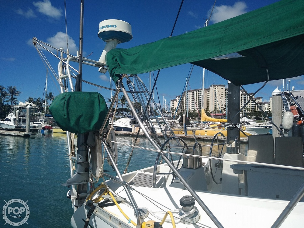 1992 Beneteau boat for sale, model of the boat is Oceanis 510 & Image # 21 of 40