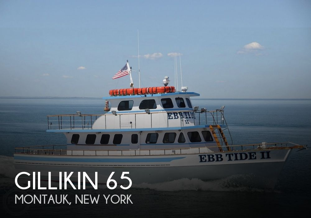 Used Boats For Sale in Norwich, Connecticut by owner | 1977 Gillikin 65