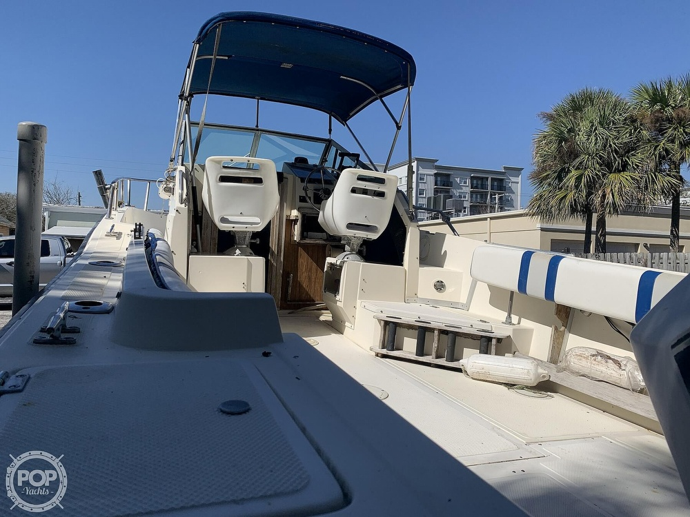 1989 Hydra-Sports boat for sale, model of the boat is Vector 2500WA & Image # 12 of 40