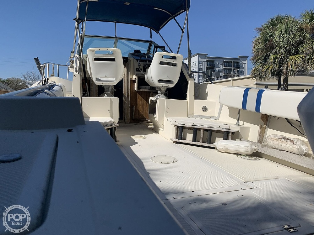 1989 Hydra-Sports boat for sale, model of the boat is Vector 2500WA & Image # 13 of 40