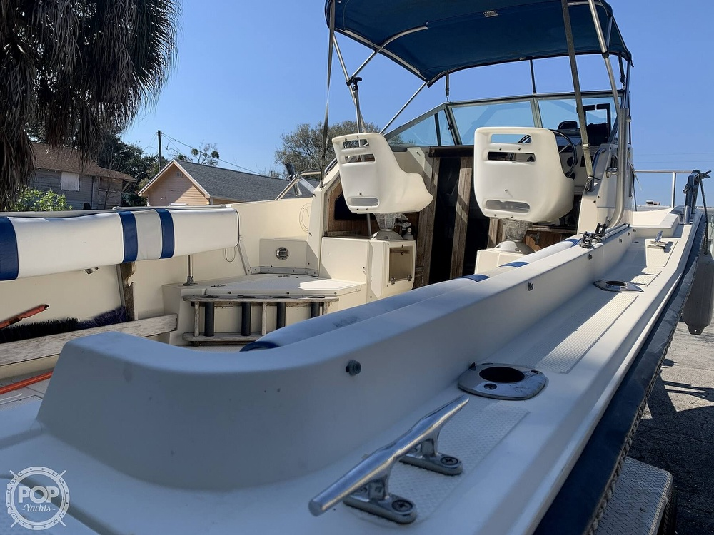 1989 Hydra-Sports boat for sale, model of the boat is Vector 2500WA & Image # 21 of 40