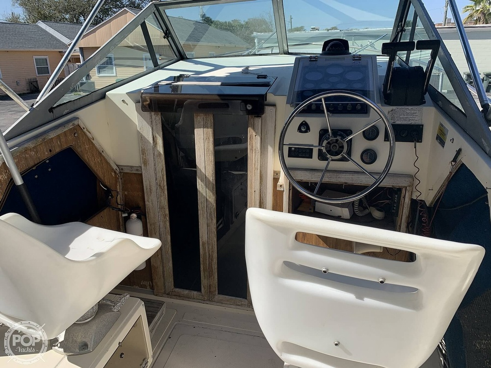 1989 Hydra-Sports boat for sale, model of the boat is Vector 2500WA & Image # 35 of 40