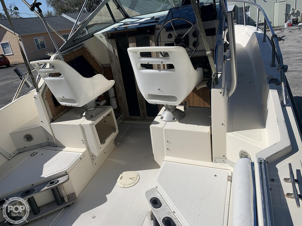 1989 Hydra-Sports boat for sale, model of the boat is Vector 2500WA & Image # 36 of 40