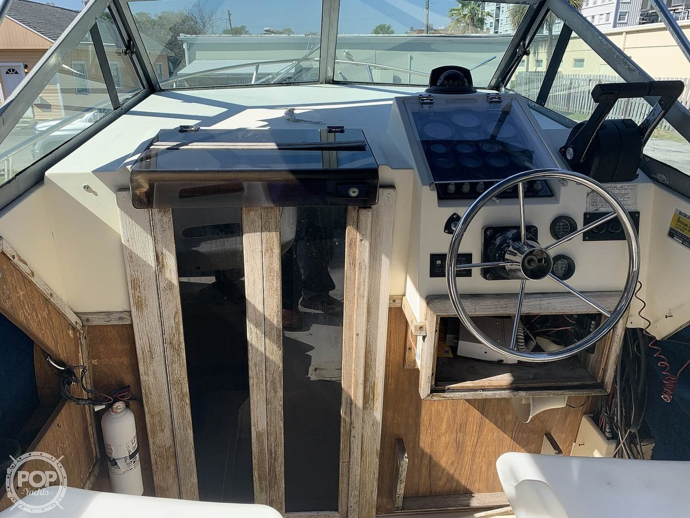 1989 Hydra-Sports boat for sale, model of the boat is Vector 2500WA & Image # 39 of 40