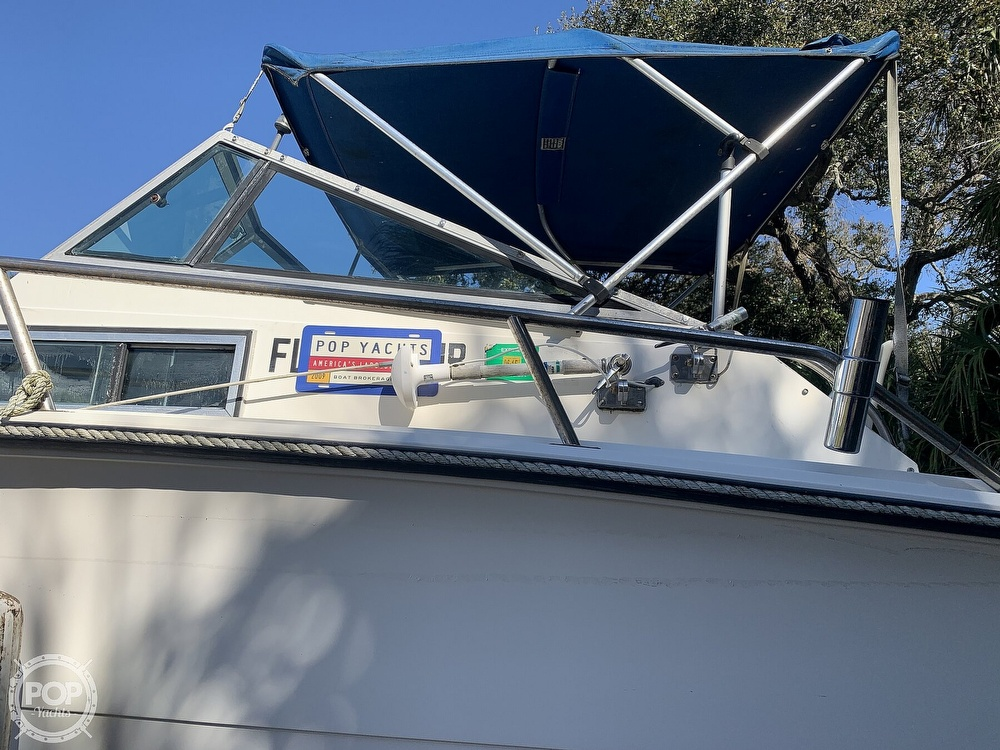 1989 Hydra-Sports boat for sale, model of the boat is Vector 2500WA & Image # 6 of 40