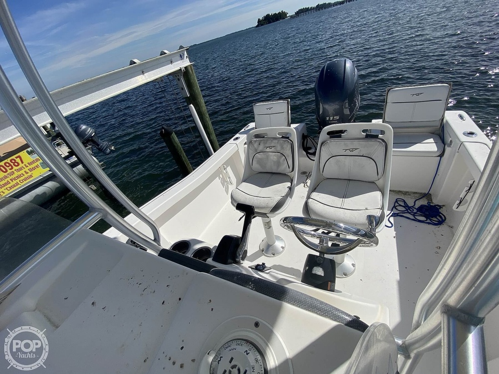 2015 Tidewater boat for sale, model of the boat is 196 CC Adventurer & Image # 4 of 40