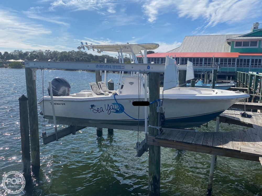 2015 Tidewater boat for sale, model of the boat is 196 CC Adventurer & Image # 5 of 40