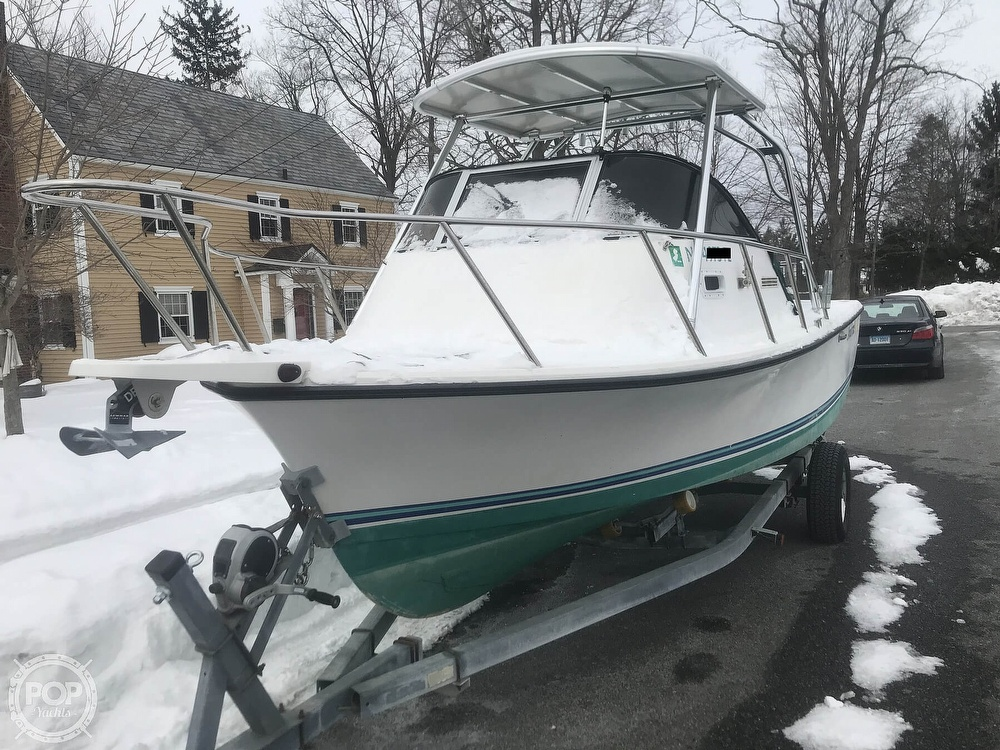 1995 Shamrock boat for sale, model of the boat is 200 Predator & Image # 6 of 40