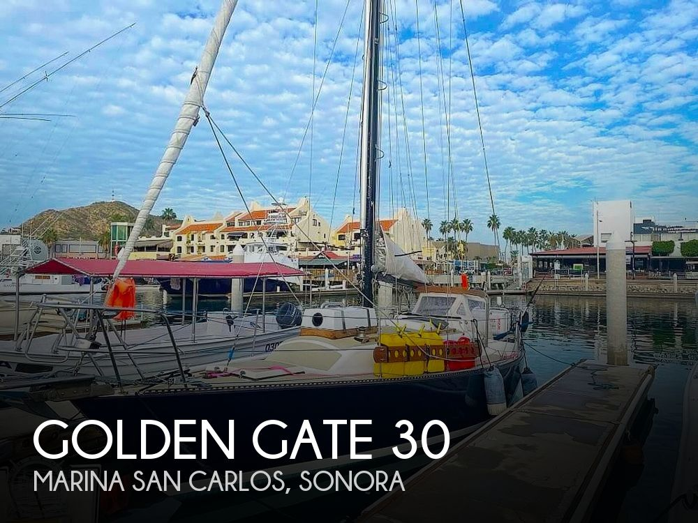 1979 Golden Gate boat for sale, model of the boat is 30 & Image # 1 of 40