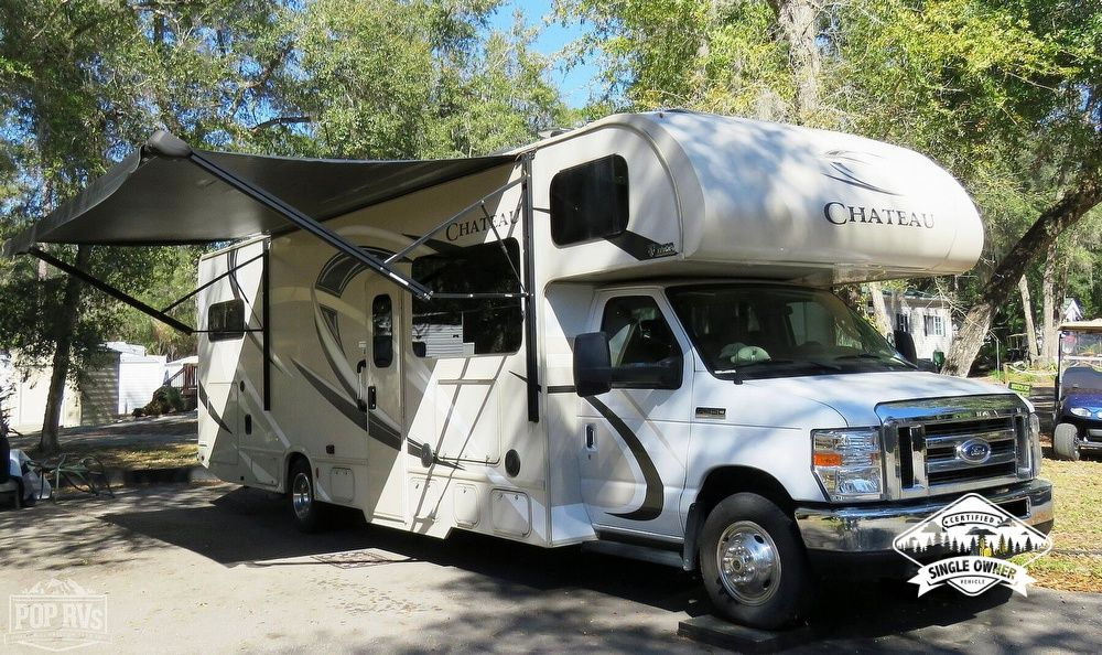 2018 Chateau 31W - Ford   E-Series Chassis