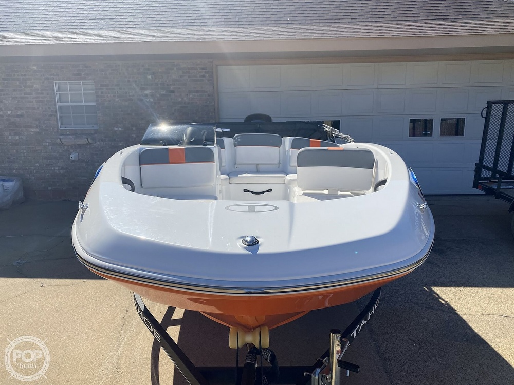 2019 Tahoe boat for sale, model of the boat is T16 & Image # 3 of 41