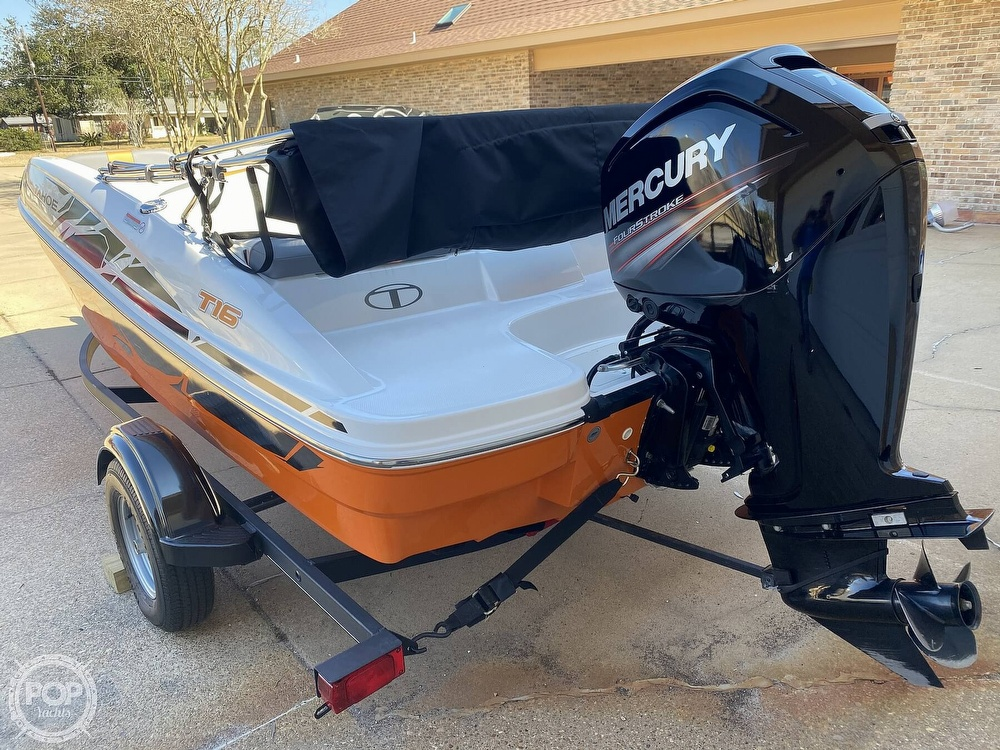 2019 Tahoe boat for sale, model of the boat is T16 & Image # 6 of 41