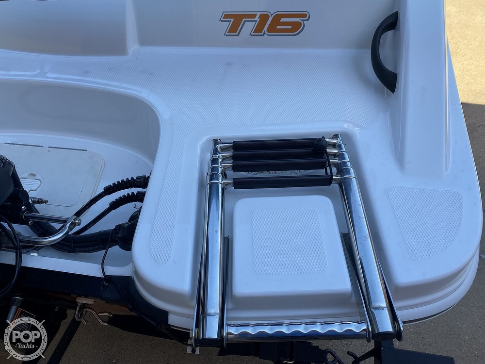 2019 Tahoe boat for sale, model of the boat is T16 & Image # 8 of 41