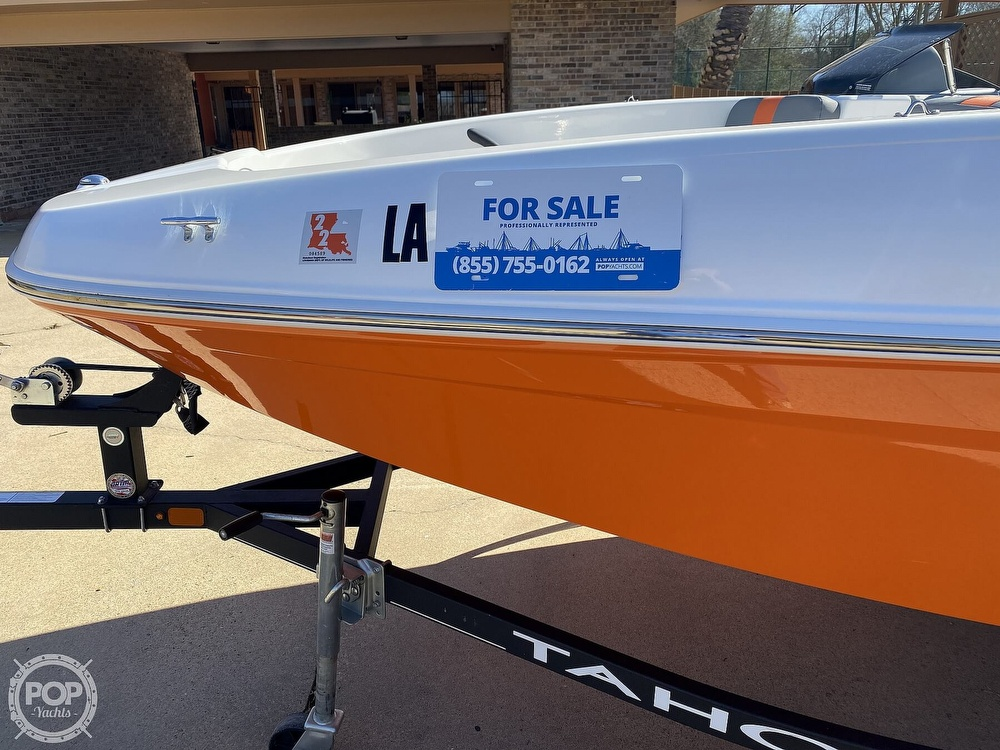 2019 Tahoe boat for sale, model of the boat is T16 & Image # 18 of 41