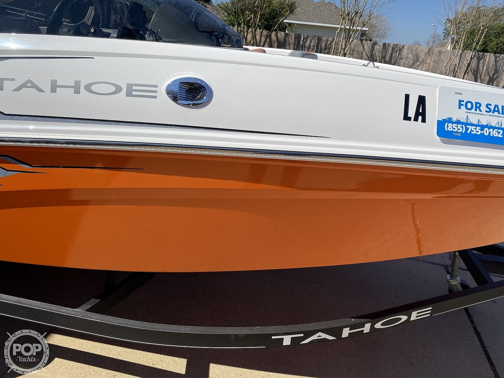 2019 Tahoe boat for sale, model of the boat is T16 & Image # 25 of 41