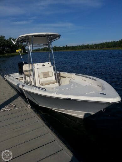 2016 Carolina Skiff 23LX Sea Chaser - #1