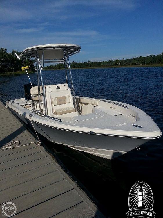 2016 Carolina Skiff 23LX Sea Chaser - #$LI_INDEX