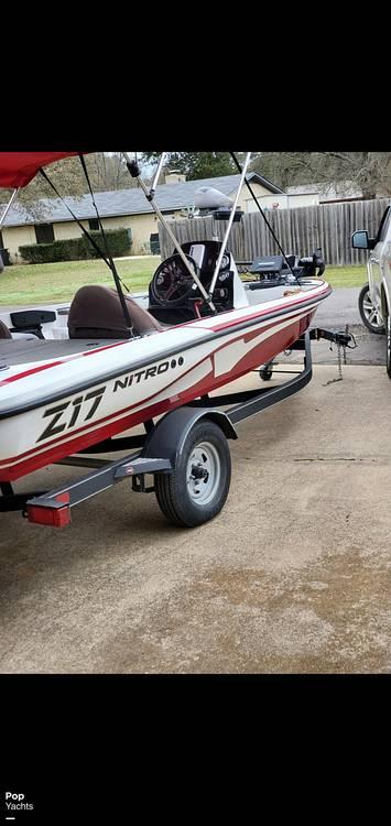2017 Nitro boat for sale, model of the boat is Z17 & Image # 3 of 12