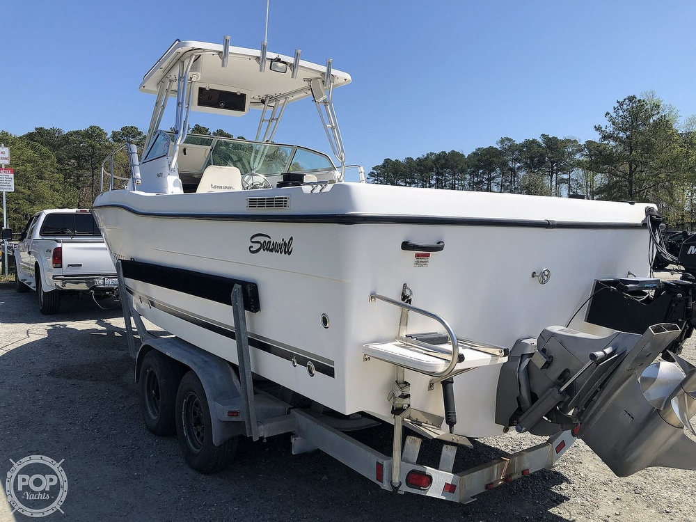 2001 Seaswirl boat for sale, model of the boat is 2600 Striper & Image # 11 of 40