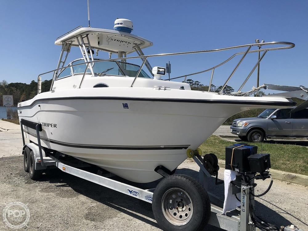 2001 Seaswirl boat for sale, model of the boat is 2600 Striper & Image # 15 of 40