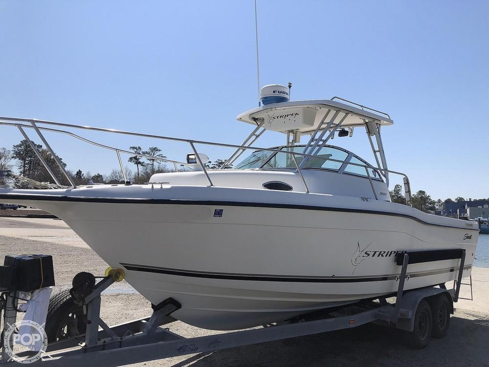 2001 Seaswirl boat for sale, model of the boat is 2600 Striper & Image # 22 of 40