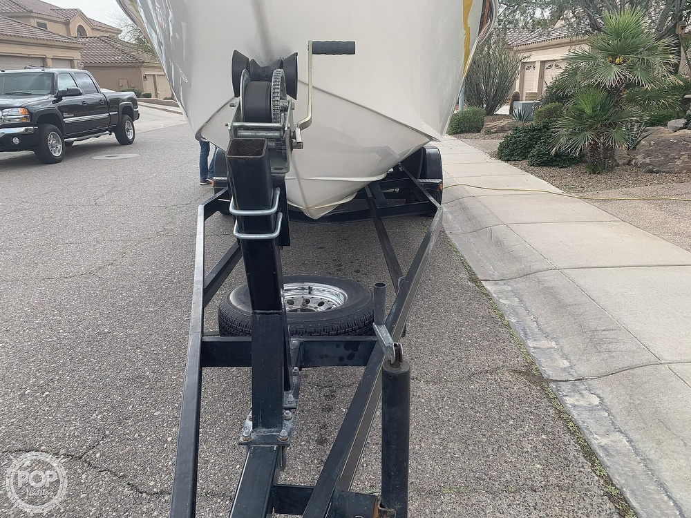 2002 Powerquest boat for sale, model of the boat is 280 Silencer & Image # 26 of 40