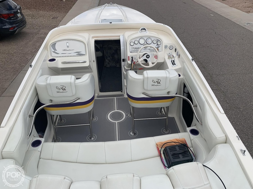 2002 Powerquest boat for sale, model of the boat is 280 Silencer & Image # 3 of 40
