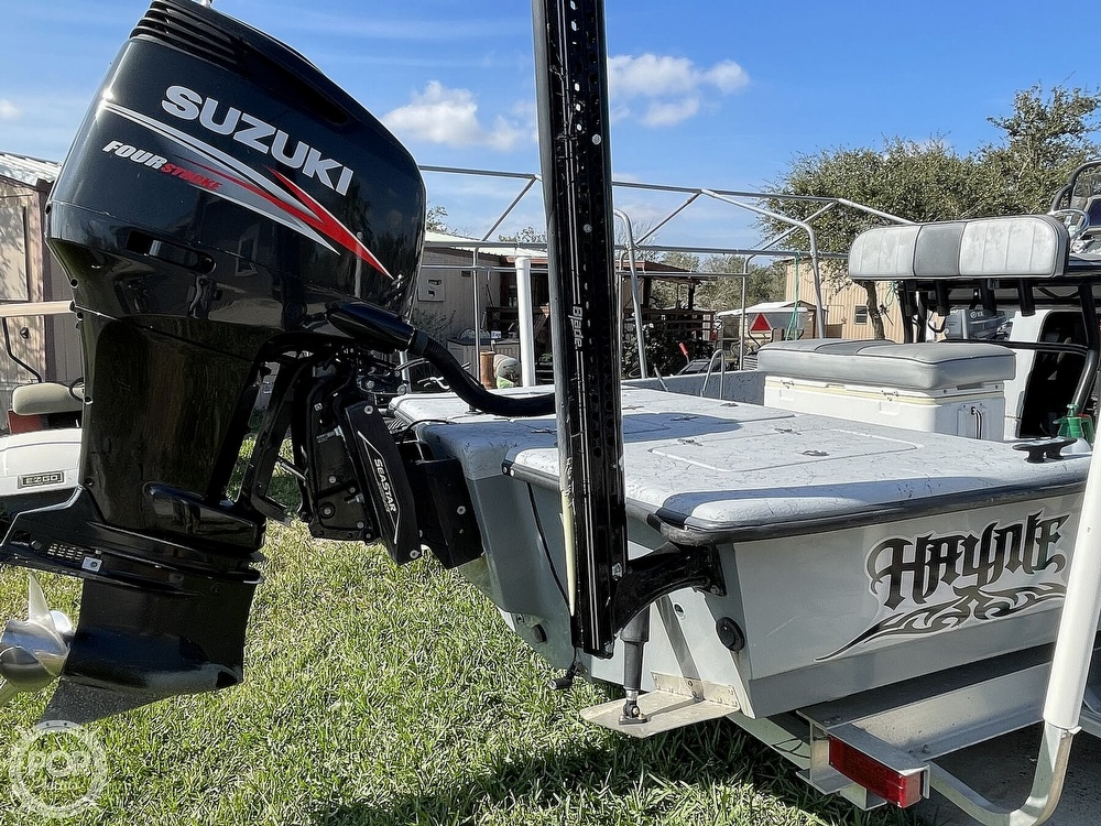 2016 Haynie boat for sale, model of the boat is 25 Magnum & Image # 6 of 40