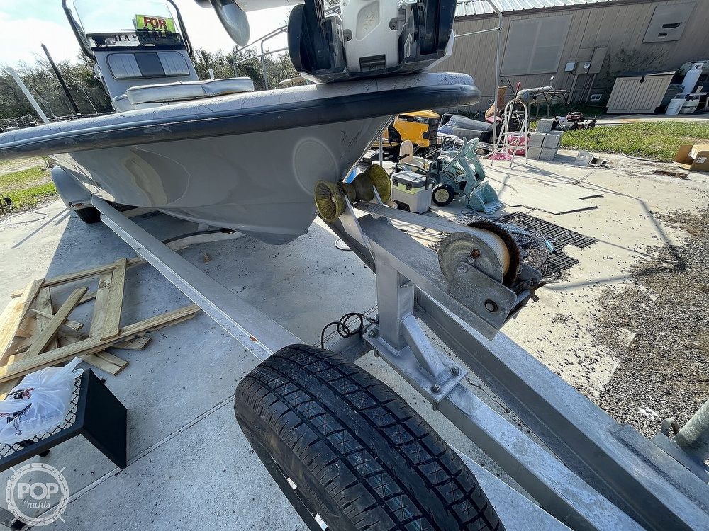 2016 Haynie boat for sale, model of the boat is 25 Magnum & Image # 16 of 40