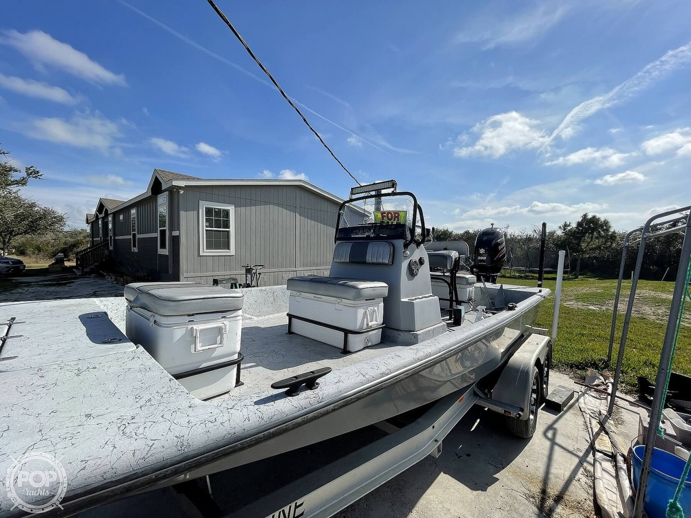 2016 Haynie boat for sale, model of the boat is 25 Magnum & Image # 24 of 40