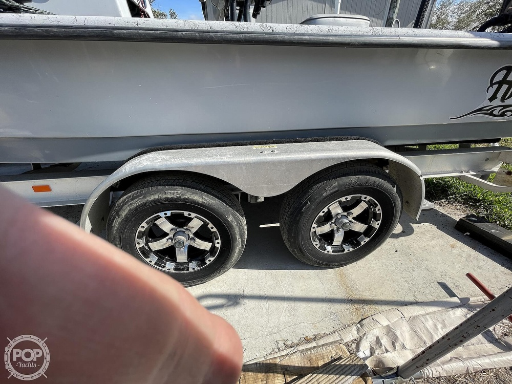 2016 Haynie boat for sale, model of the boat is 25 Magnum & Image # 27 of 40