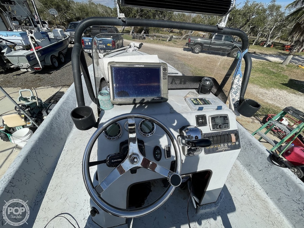 2016 Haynie boat for sale, model of the boat is 25 Magnum & Image # 39 of 40