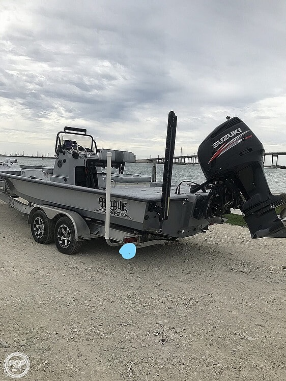 2016 Haynie boat for sale, model of the boat is 25 Magnum & Image # 2 of 40