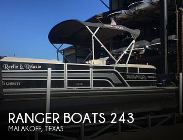 Used Boats For Sale in Tyler, Texas by owner | 2017 Ranger Boats Reata 243c