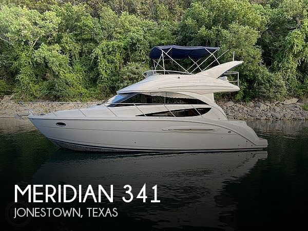 Used Meridian Boats For Sale by owner | 2006 Meridian 341