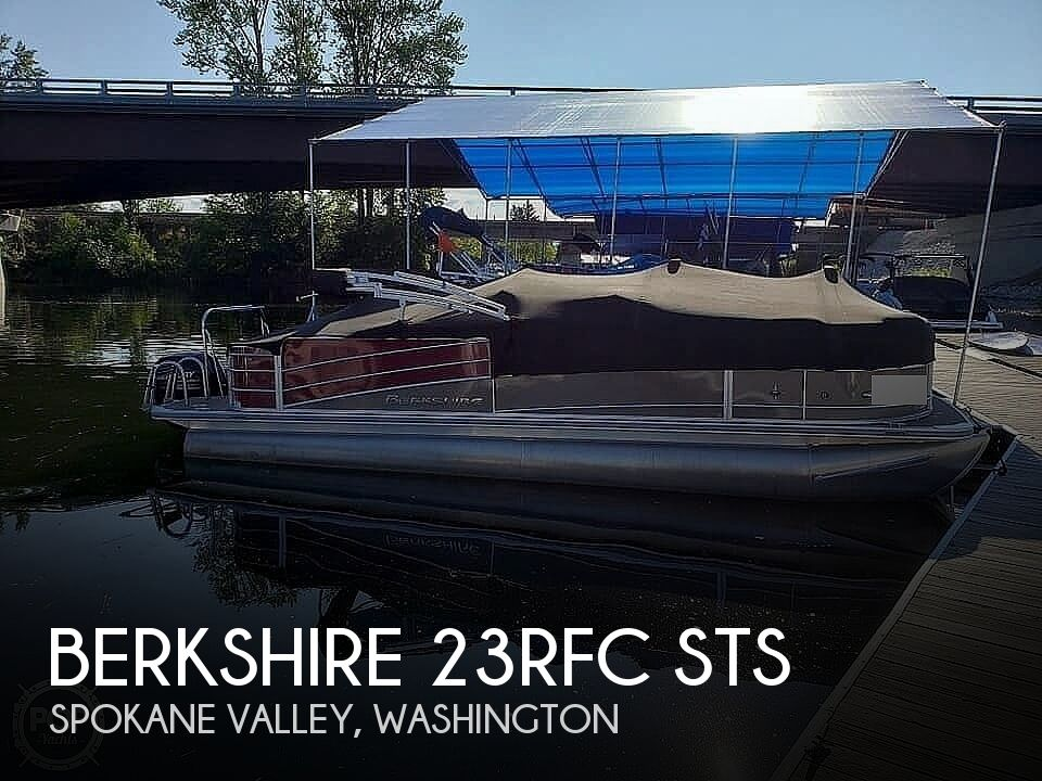 2016 BERKSHIRE PONTOONS 23RFC STS for sale