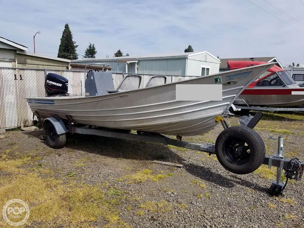 1985 Bayrunner boat for sale, model of the boat is Westcoaster BR-18 & Image # 2 of 6