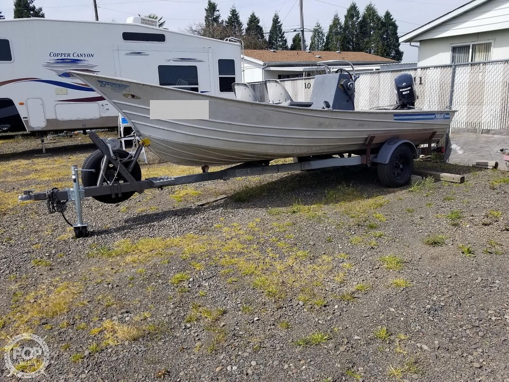 1985 Bayrunner boat for sale, model of the boat is Westcoaster BR-18 & Image # 5 of 6