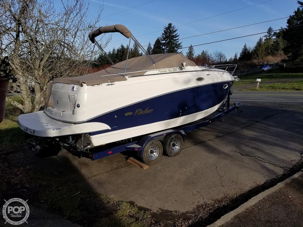 2005 Rinker boat for sale, model of the boat is 250 Fiesta Vee & Image # 2 of 40