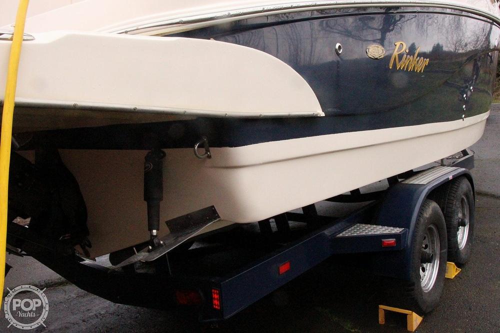 2005 Rinker boat for sale, model of the boat is 250 Fiesta Vee & Image # 16 of 40