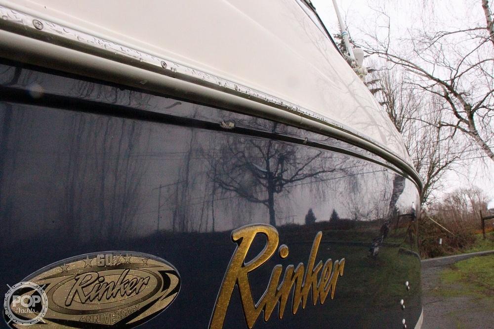 2005 Rinker boat for sale, model of the boat is 250 Fiesta Vee & Image # 17 of 40