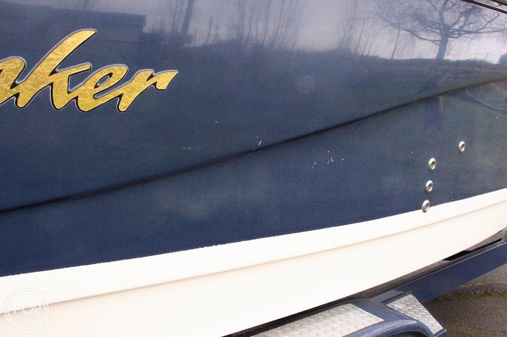 2005 Rinker boat for sale, model of the boat is 250 Fiesta Vee & Image # 20 of 40