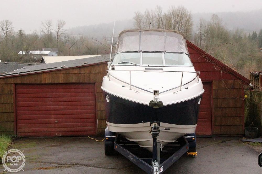 2005 Rinker boat for sale, model of the boat is 250 Fiesta Vee & Image # 21 of 40