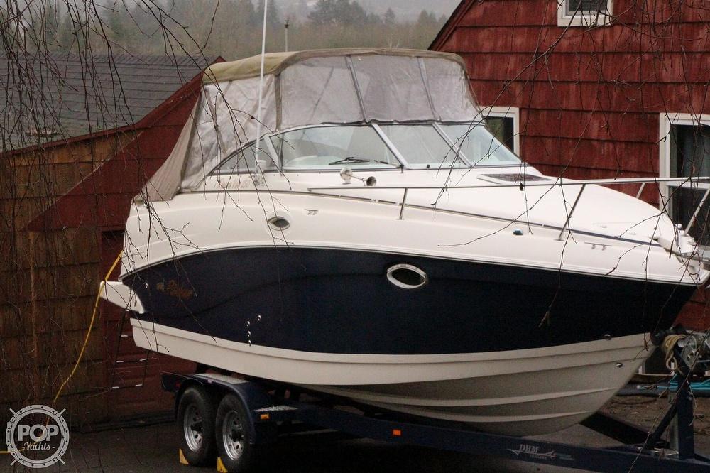 2005 Rinker boat for sale, model of the boat is 250 Fiesta Vee & Image # 22 of 40