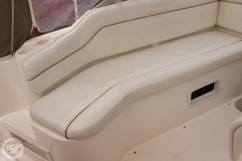 2005 Rinker boat for sale, model of the boat is 250 Fiesta Vee & Image # 28 of 40