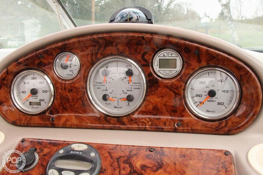2005 Rinker boat for sale, model of the boat is 250 Fiesta Vee & Image # 35 of 40