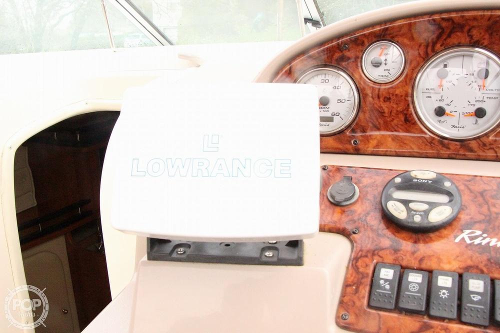 2005 Rinker boat for sale, model of the boat is 250 Fiesta Vee & Image # 38 of 40